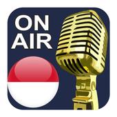Indonesian Radio Stations icon