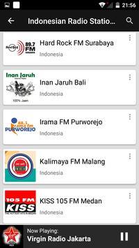 Indonesian Radio Stations screenshot 6
