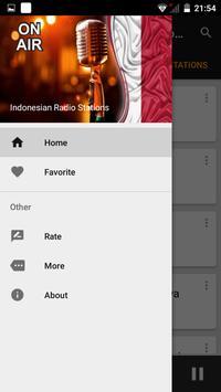 Indonesian Radio Stations screenshot 2