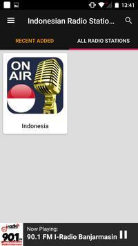 Indonesian Radio Stations screenshot 3