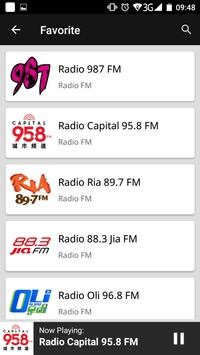 Singapore Radio Stations screenshot 4