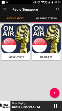 Singapore Radio Stations screenshot 5