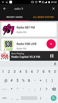 Singapore Radio Stations screenshot 7