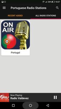 Portuguese Radio Stations screenshot 4