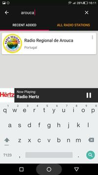 Portuguese Radio Stations screenshot 6