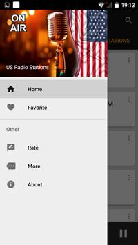 USA Radio Stations screenshot 2