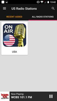 USA Radio Stations screenshot 3