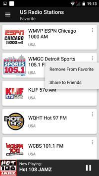 USA Radio Stations screenshot 5