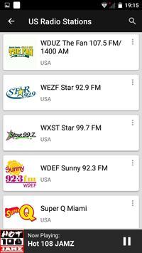 USA Radio Stations screenshot 6