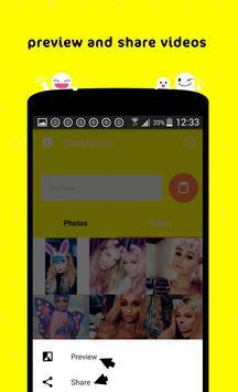 snap video downloader captura de pantalla 4