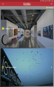 İstanbul Modern Tablet apk screenshot