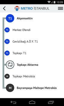 Metro İstanbul screenshot 7