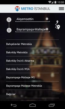Metro İstanbul screenshot 1