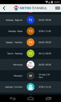 Metro İstanbul screenshot 3