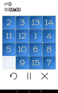 Game Of Fifteen (15) With Pictures screenshot 8