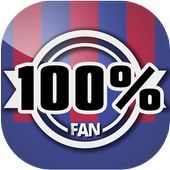 100% Fan del Levante icono