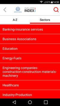Hellenic - Albanian Business Relations Index 16-17 screenshot 1