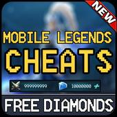 Cheat Mobile Legends Bang Bang prank! icon