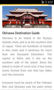 Okinawa Travel Guide - Japan poster