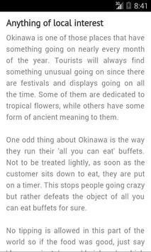Okinawa Travel Guide - Japan screenshot 7