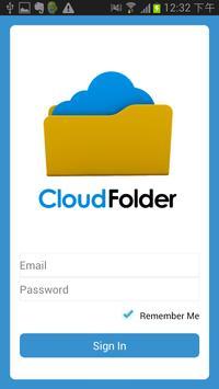 HGC CloudFolder poster