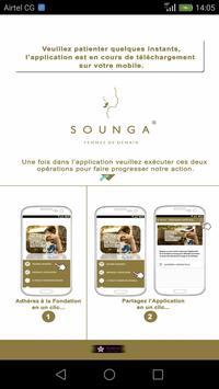 Fondation Sounga poster