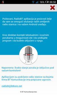 RadioBT apk screenshot