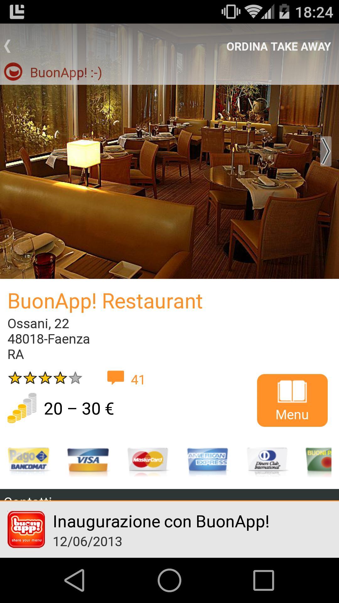 BuonApp! poster
