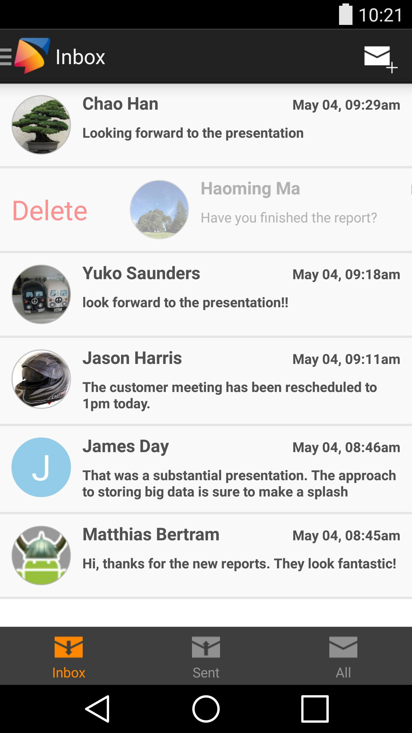 Bulletin Messenger for Android - APK Download