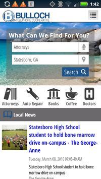 Bulloch Yellow Pages apk screenshot
