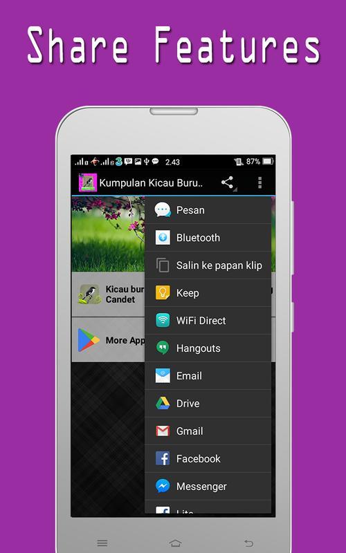 Kicau master burung cendet mp3 offline for android apk download.