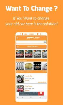 Buy and Sell Cars - India screenshot 2