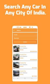 Buy and Sell Cars - India screenshot 4