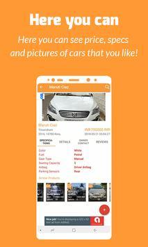 Buy and Sell Cars - India screenshot 5