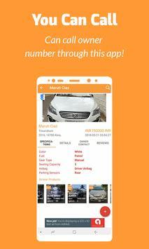 Buy and Sell Cars - India screenshot 6