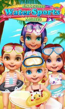 Summer Splash Beach Girl Salon apk screenshot