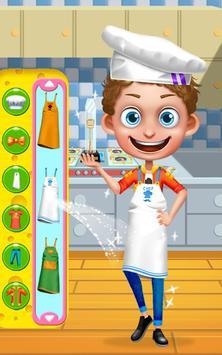 Junior Chef Master's Adventure apk screenshot