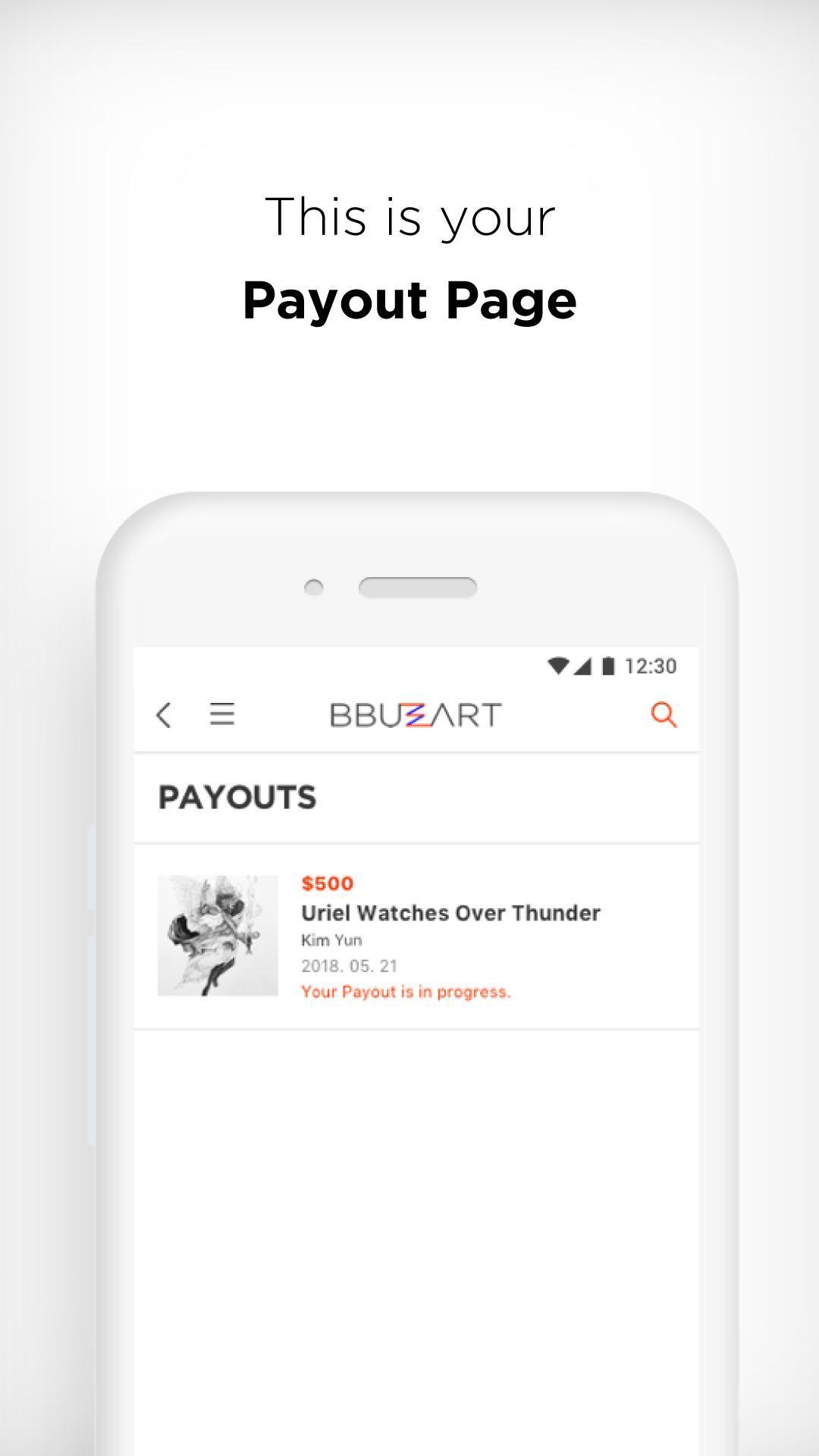BBuzzArt poster
