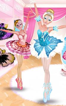 Ballet Dancer: Show Time Salon apk screenshot