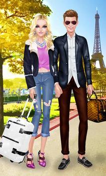 Jetsetter's Worldwide Fashion poster