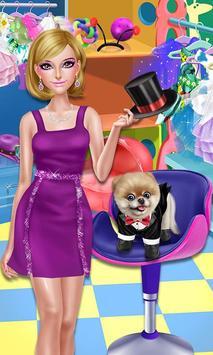 Pet Show Contest: Beauty Salon poster