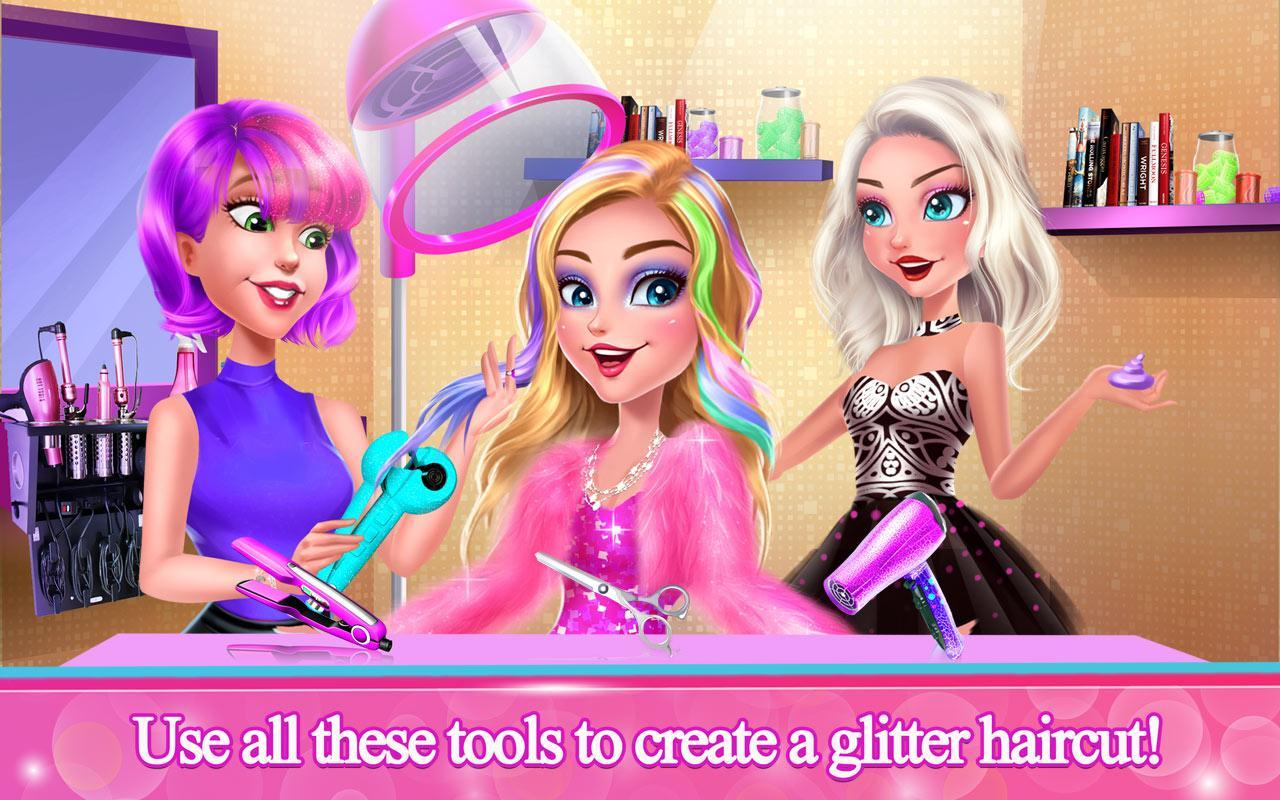 Rich Girl Free Hair Roblox Girl Rich Girl 2 Bff Shopping Day For Android Apk Download