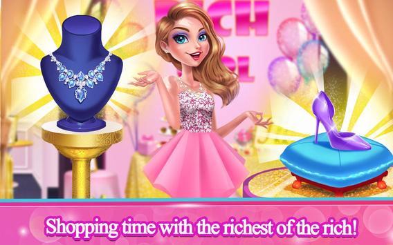 Rich Girl 2: BFF Shopping Day screenshot 7