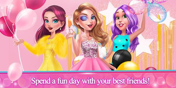Rich Girl 2: BFF Shopping Day poster