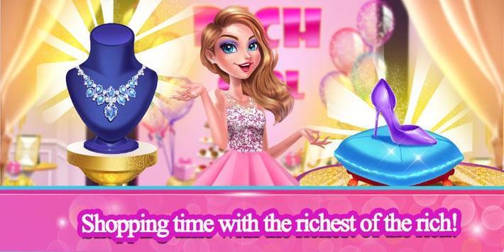 Rich Girl 2: BFF Shopping Day screenshot 3