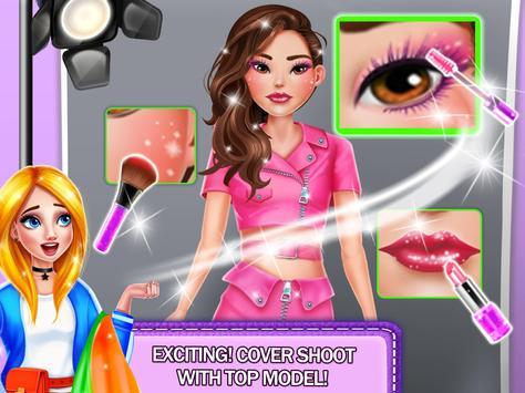 IT Girl Fashion Intern: Love & Romance Story Games screenshot 10