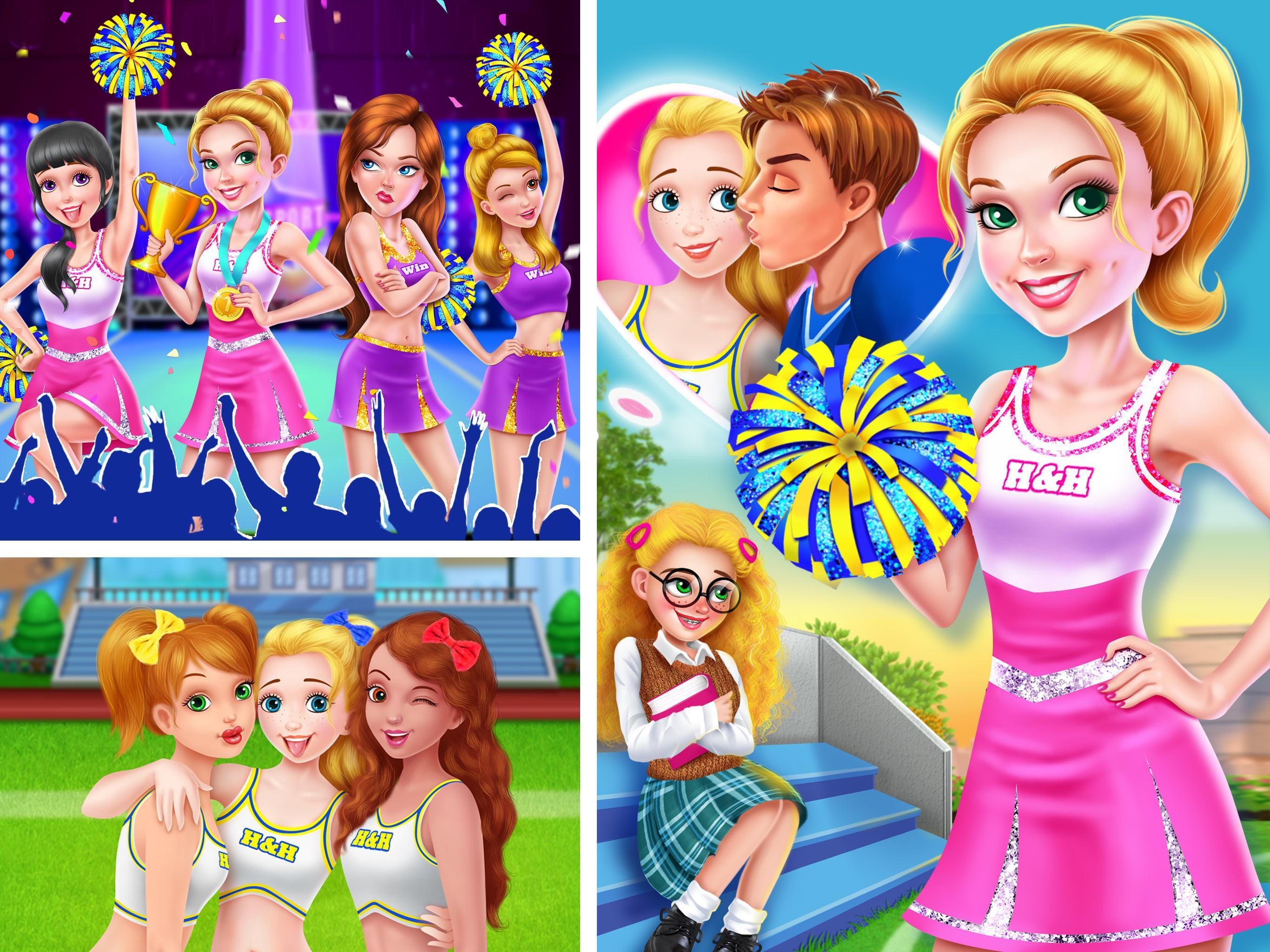 Girl Games: Dress Up, Makeup, Salon Game for Girls for