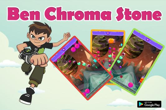 been chroma stone poster