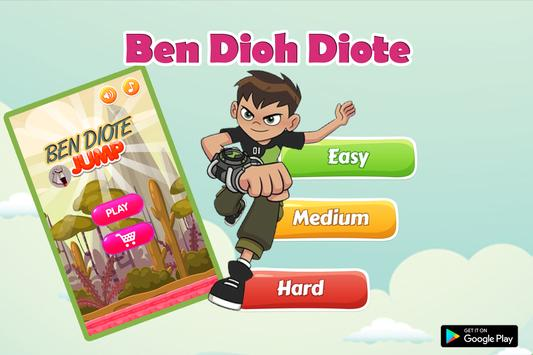 been dioh diote jump apk screenshot