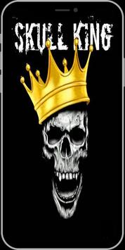 Skull King Wallpapers (Free) screenshot 14